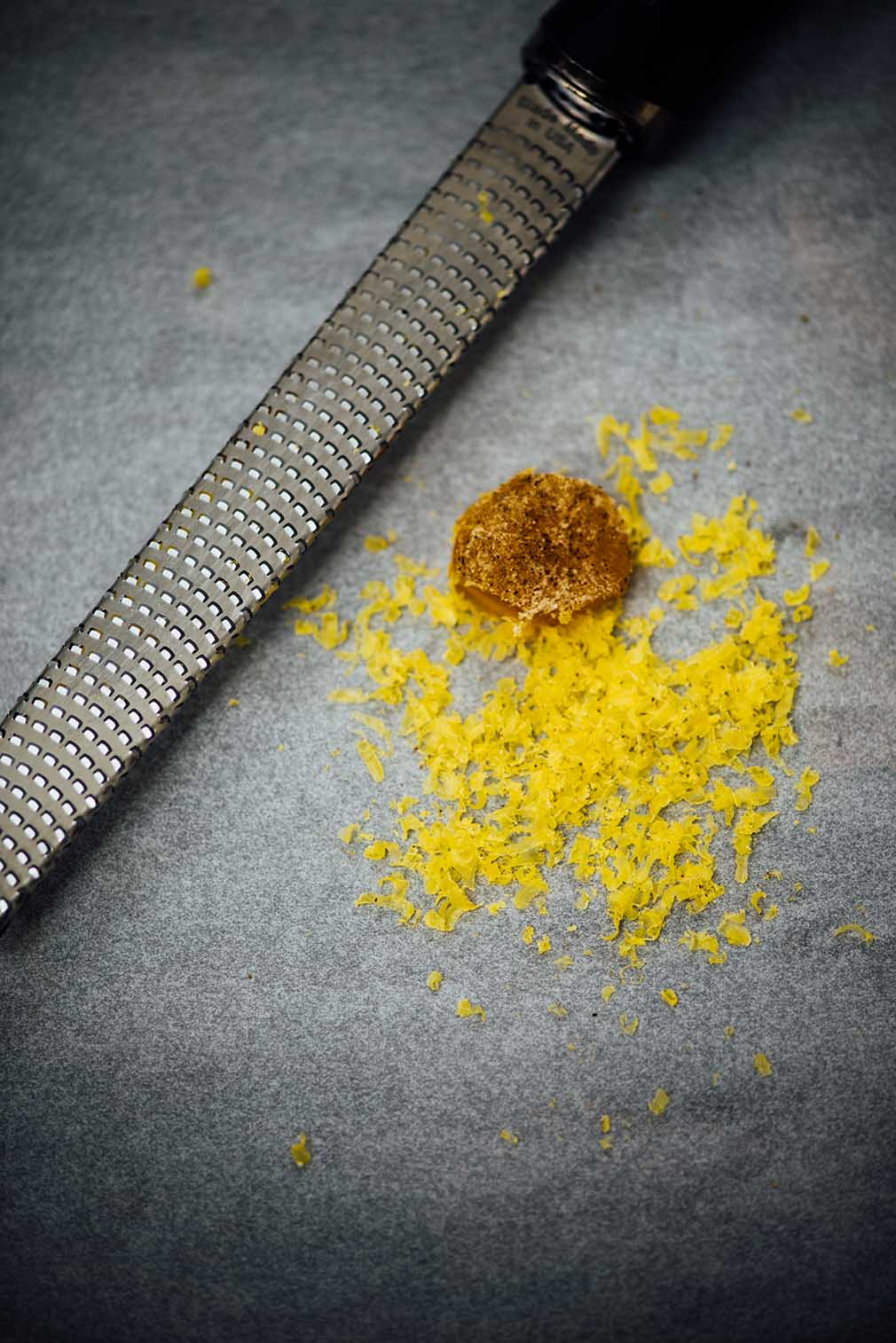 salt cured egg yolk | A Brown Table