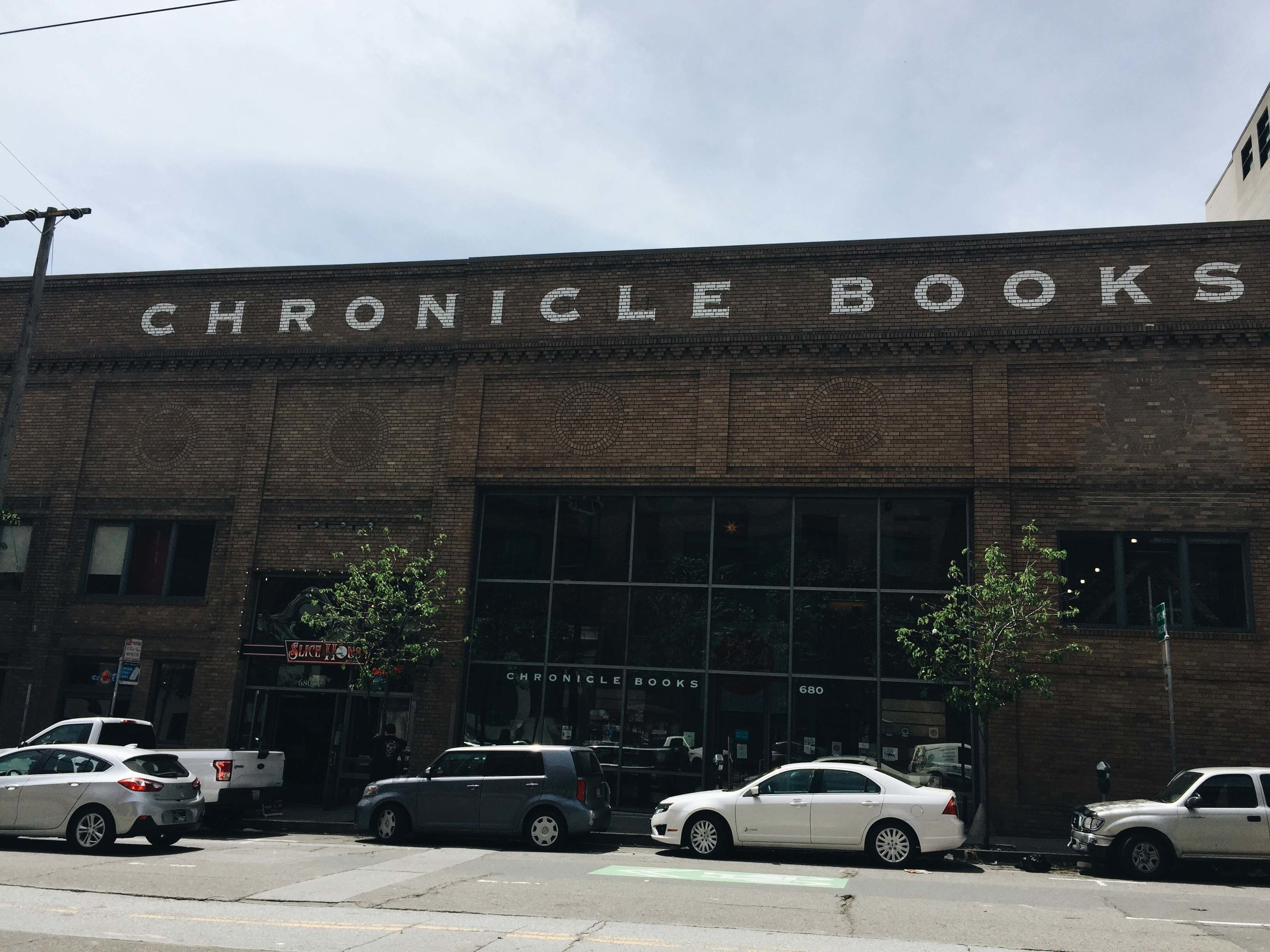 Chronicle Books HQ in San Francisco