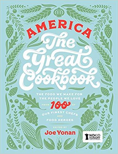 Copy of America, The Great Cookbook (Weldon Owen 2017)