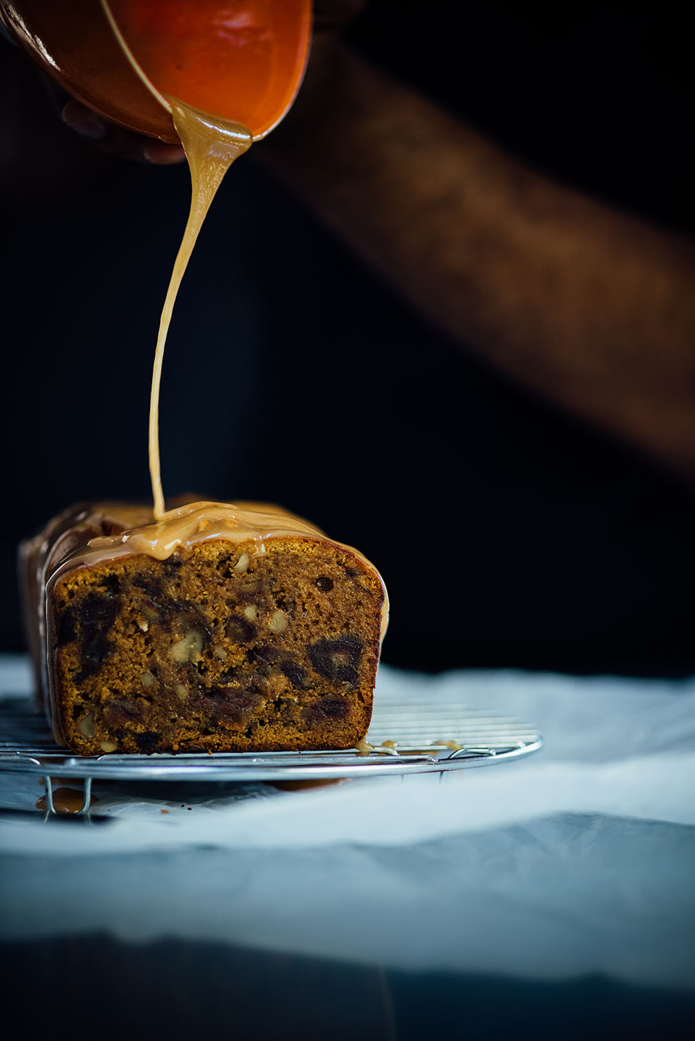 date and tamarind loaf from Season Cookbook (c) Nik Sharma Chronicle Books October 2018