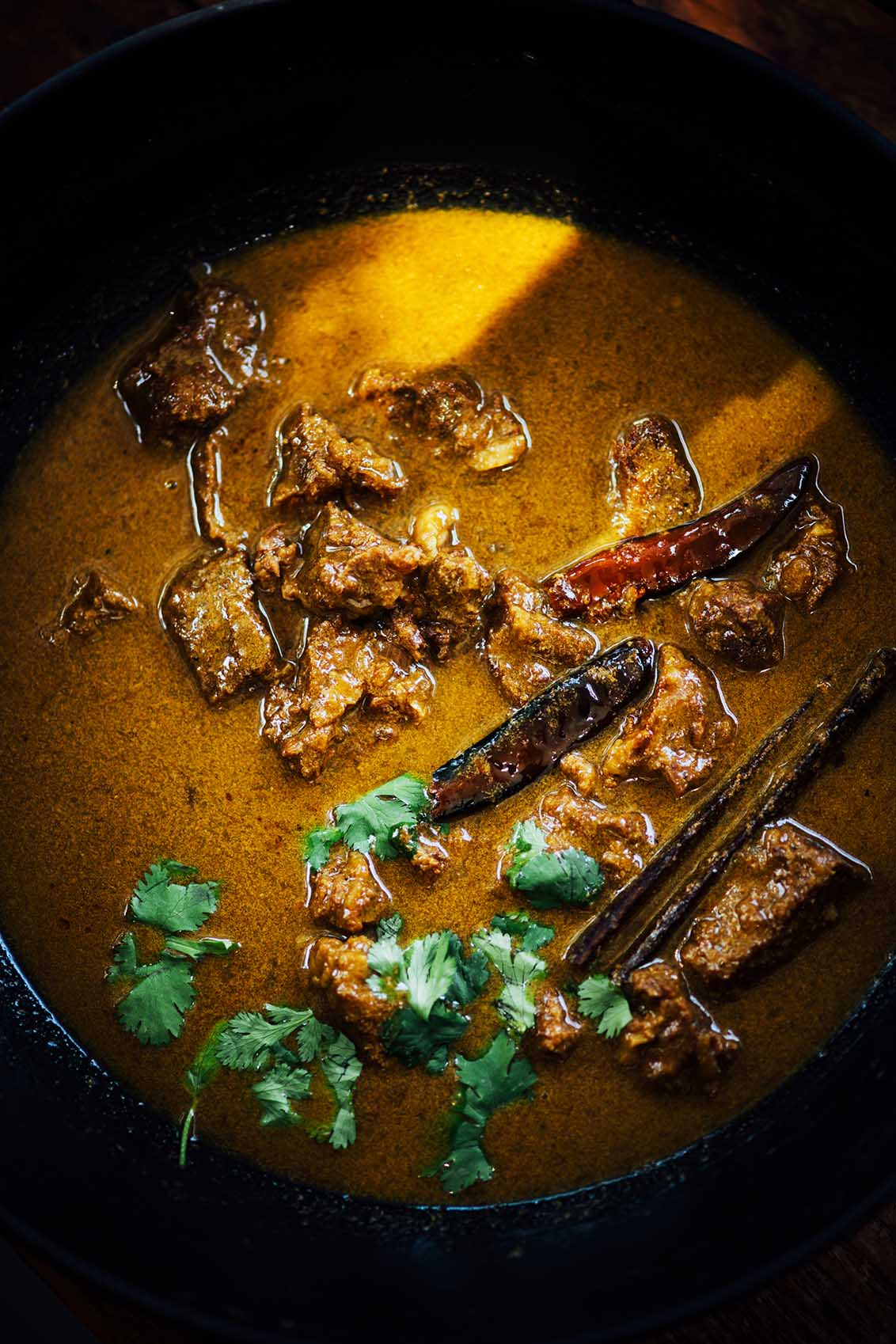 madras chicken curry | Nik Sharma
