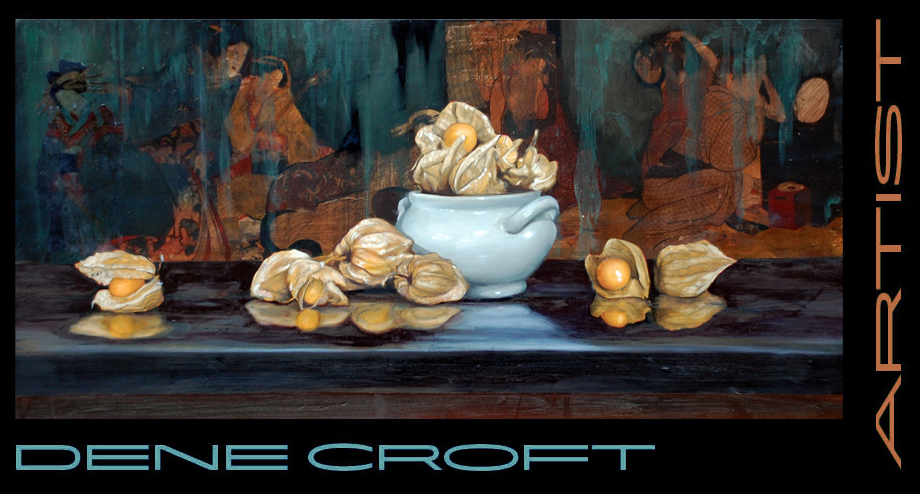 Dene Croft Studio & Gallery. A classic painting atelier offering art classes and painting lessons & workshops in North Vancouver.