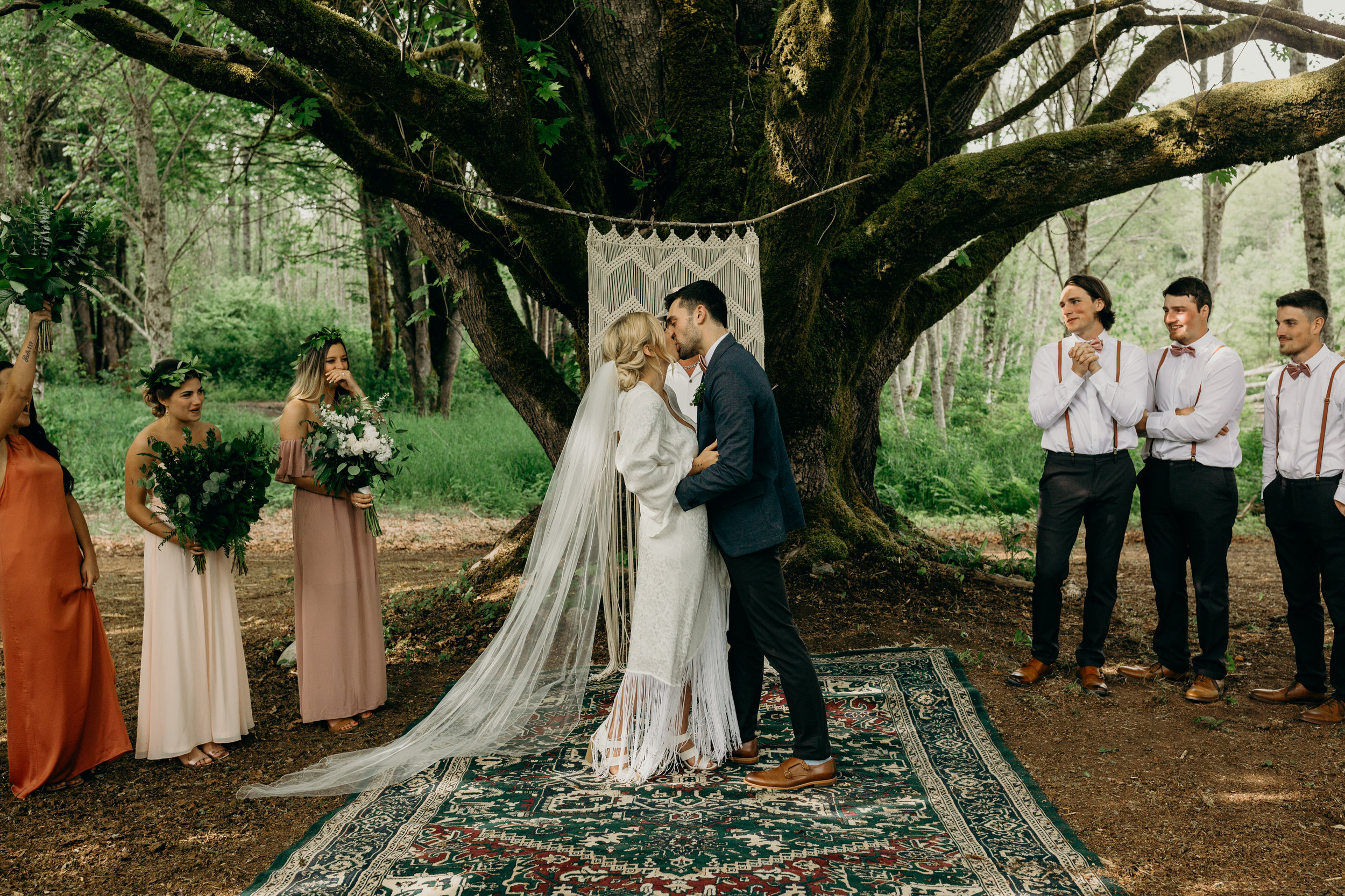 The most beautiful, calm loving day of my life. Our photos by Warren blew us out of the water by his ability to capture the best moments and our love story. - Jared & Olivia