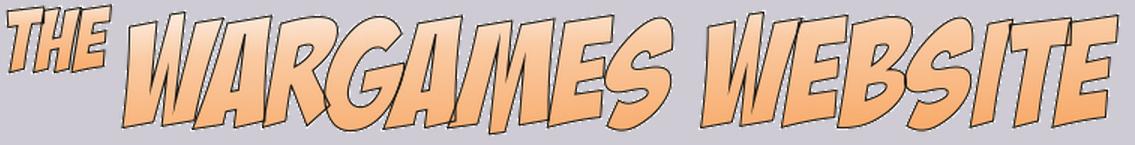 Wargames Website Logo