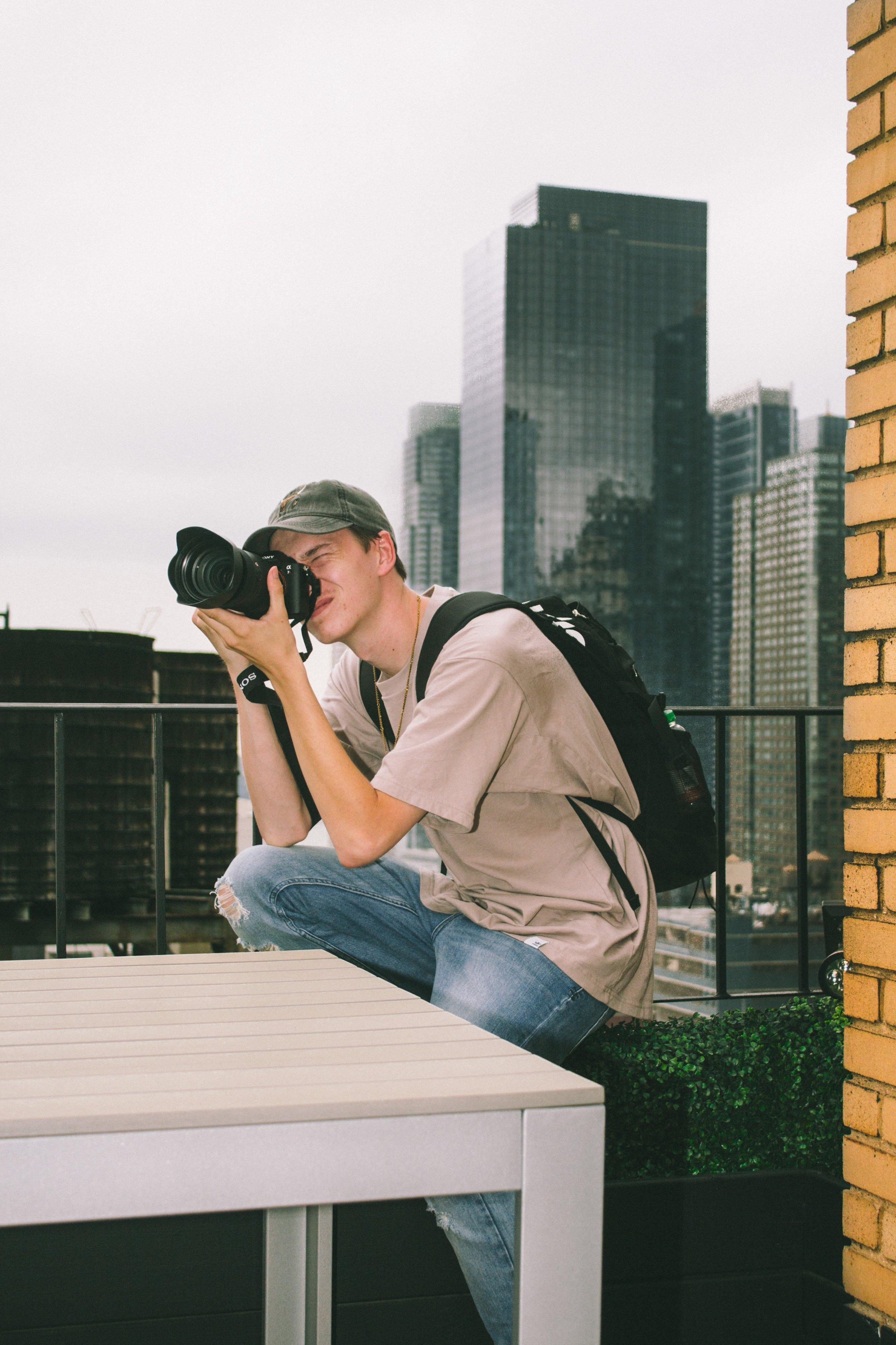 DYLAN BLACKBURN   PHOTOGRAPHER - PORTRAIT