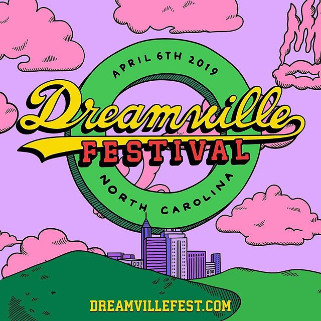 Dreamville Festival 2019 - Press Credential Application — Link In Bio. • • 👑 UG does not have control over Media Press Passes. Please direct all inquires to press@dreamvillefest.com