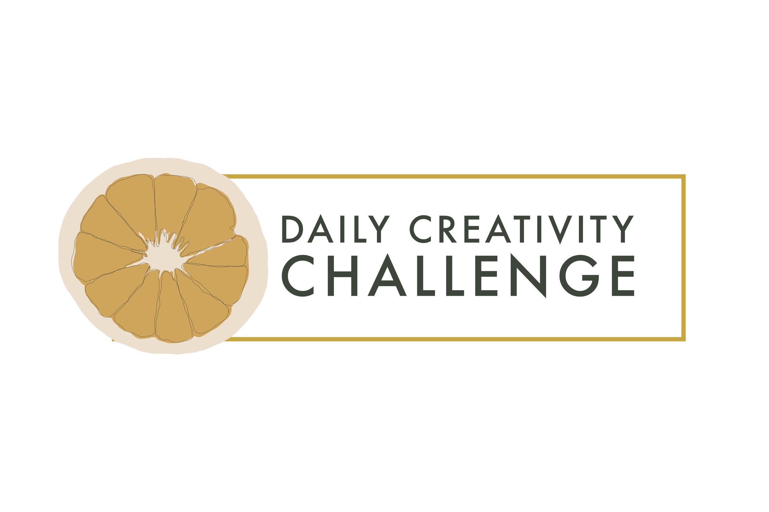 DAILY CREATIVITY CHALLENGE