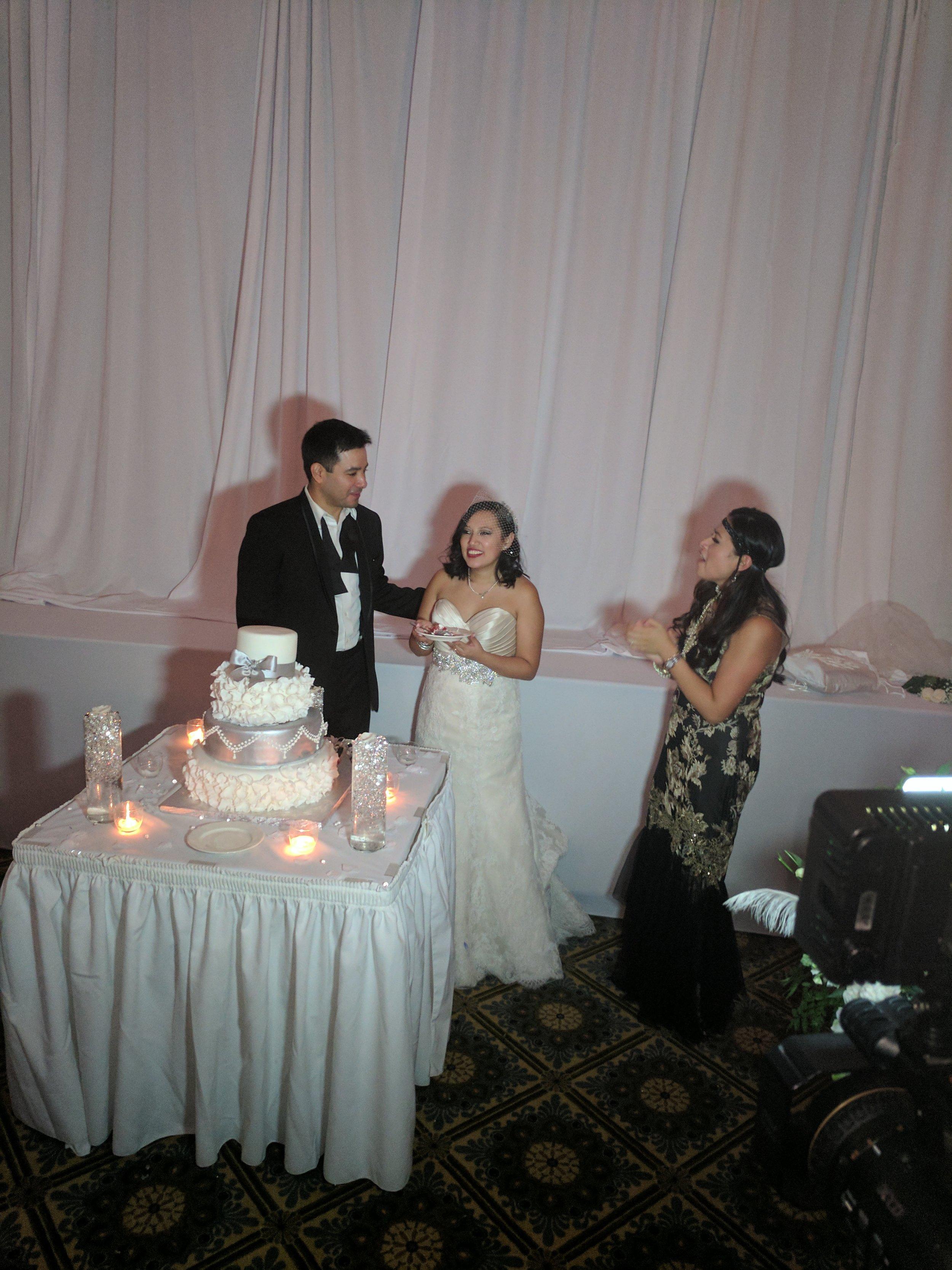 Cake, cake, cake, cake!