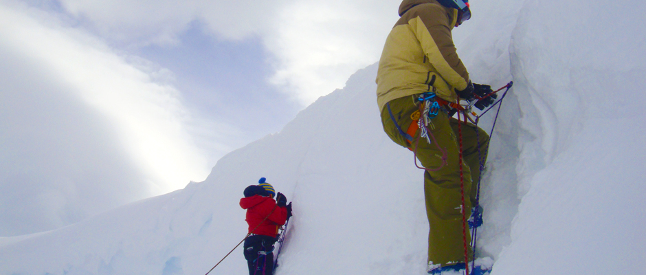 Crevasse Rescue – Click to see courses