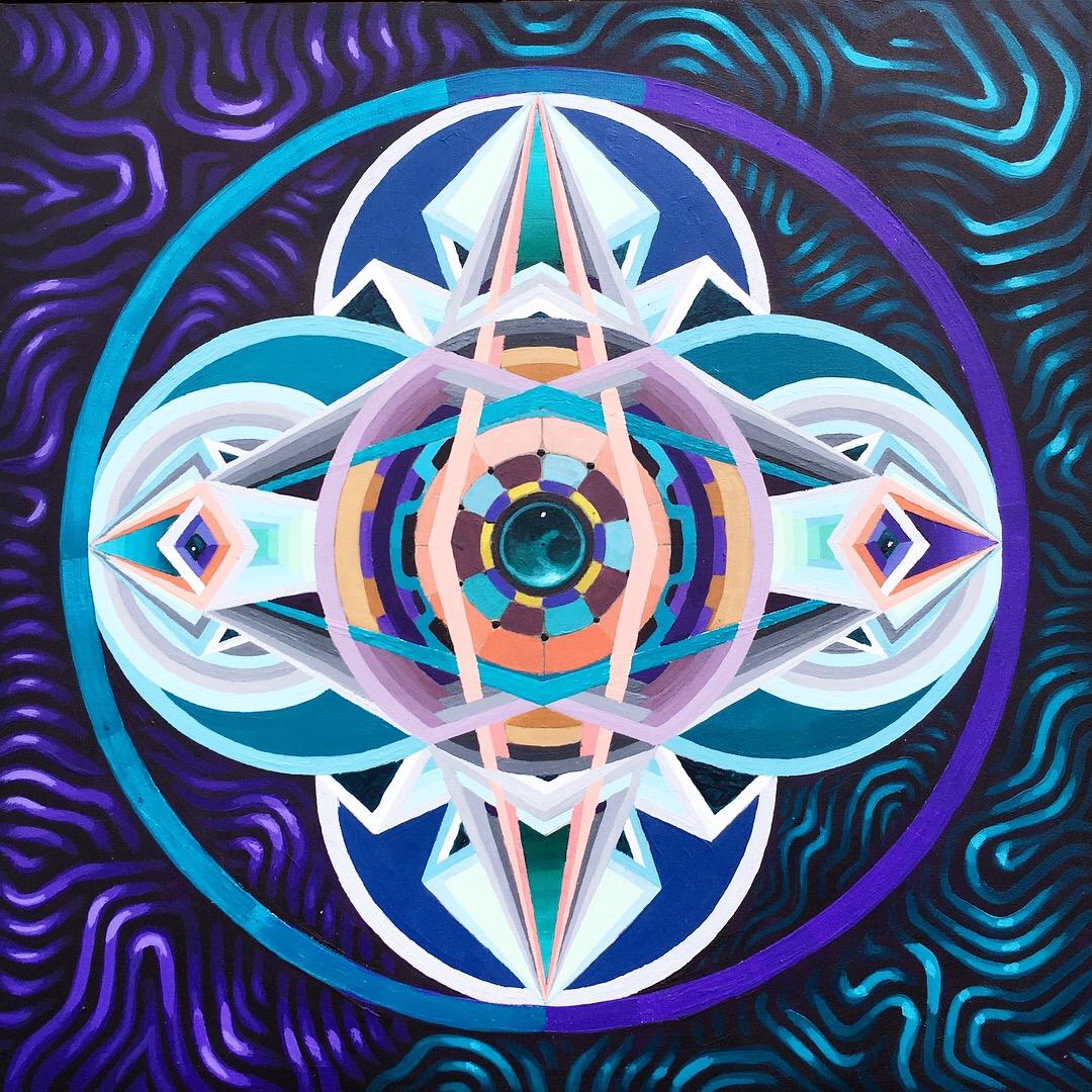 Amulet : Colaboration w/ DES10 (2018)