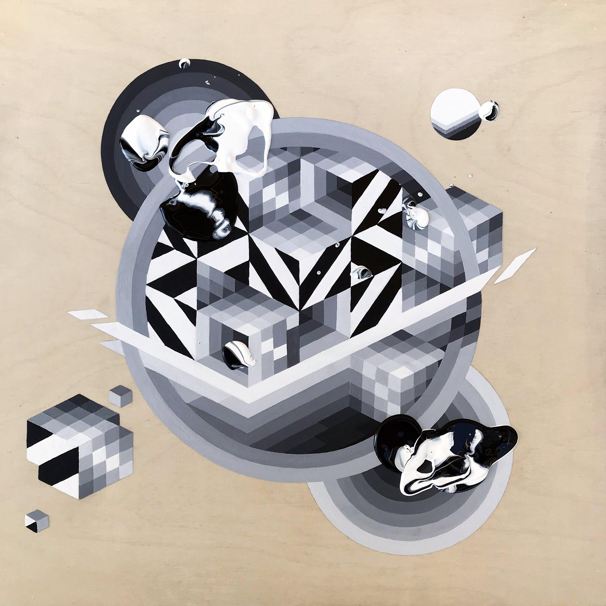 Ditto : Collaboration w/ Zach Jackson (2018)