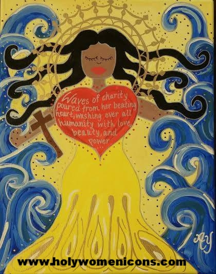 Virgin of Caridad ($350)