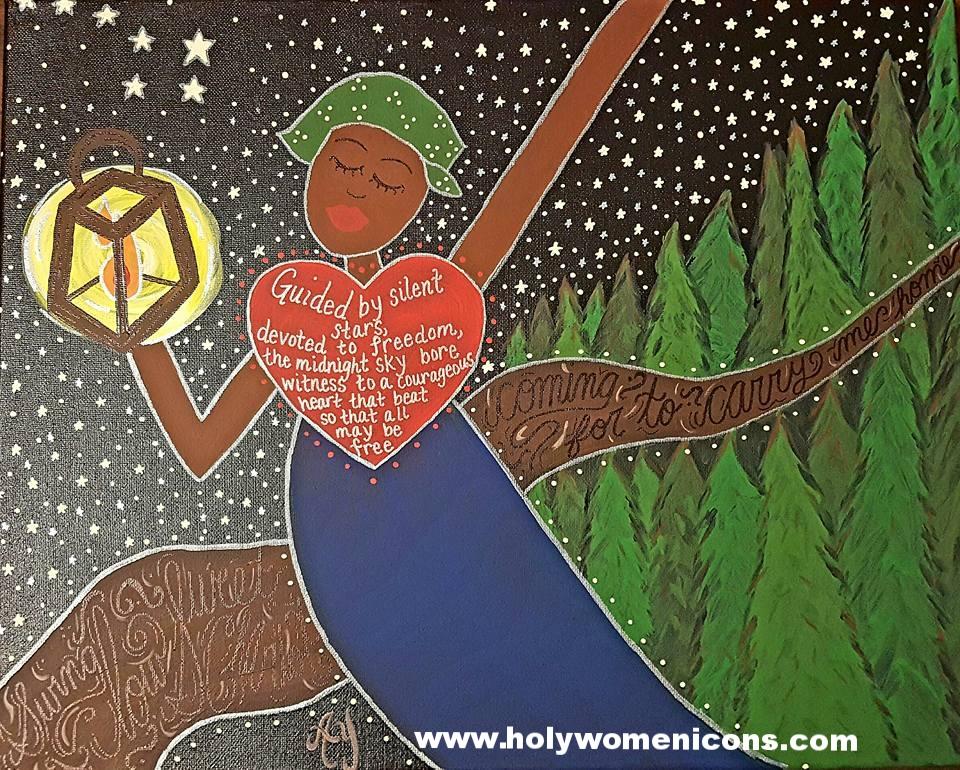Harriet Tubman (commission)