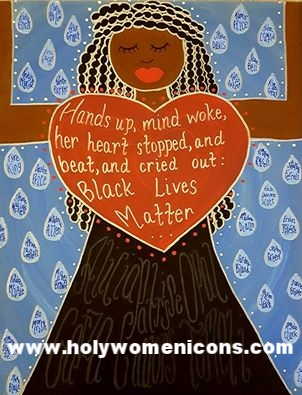 Mothers of the Black Lives Matter Movement