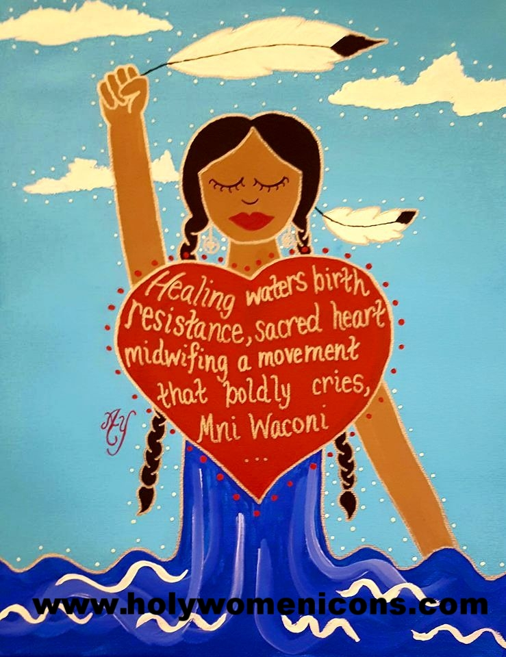 Midwives of Standing Rock