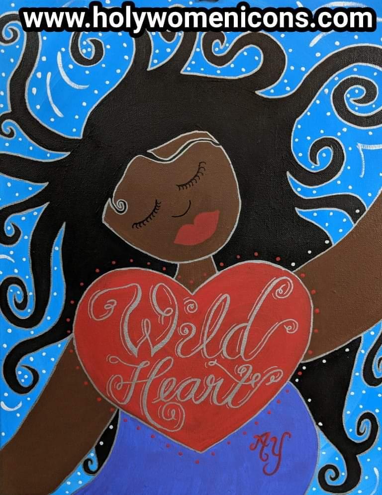 Goddess of Wild Hearts