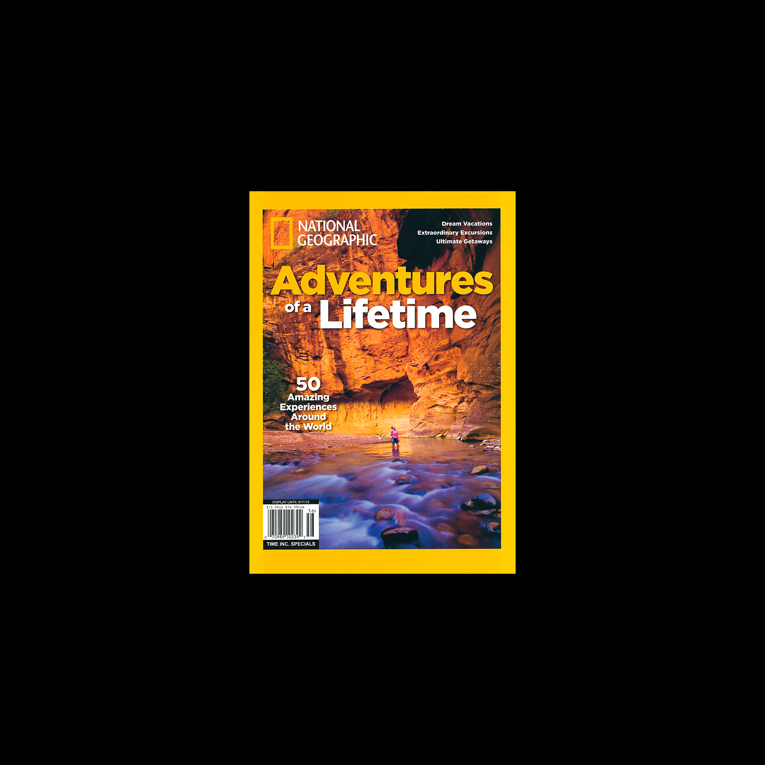 National Geographic Adventures Issue