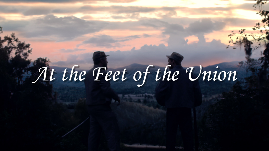 At the Feet of the Union  | Junior Film at FSU |  Writer. Director. Editor. VFX Artist.