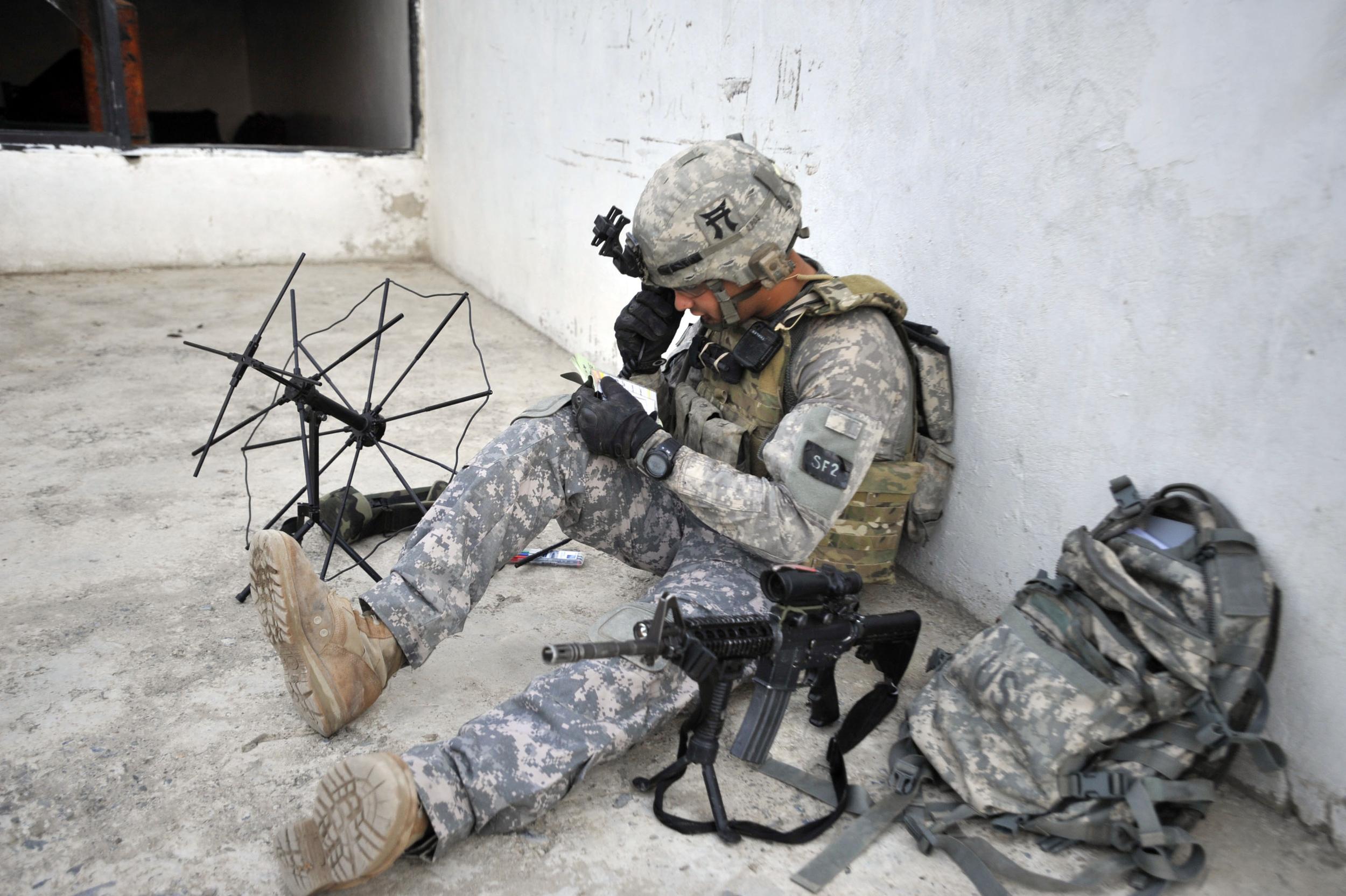 DoD photo by Pfc. Chris McKenna, U.S. Army