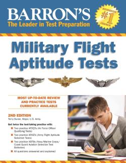 Barron's Military Test.JPG