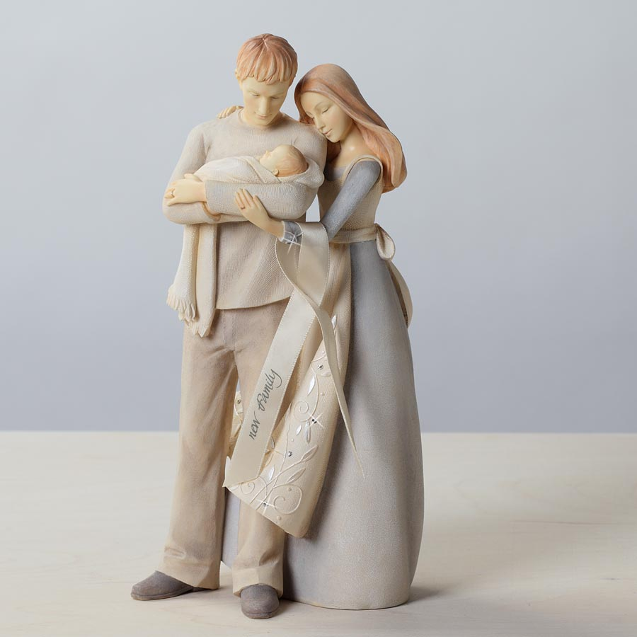 Couple with Baby New Family Figurine 4026912.jpg