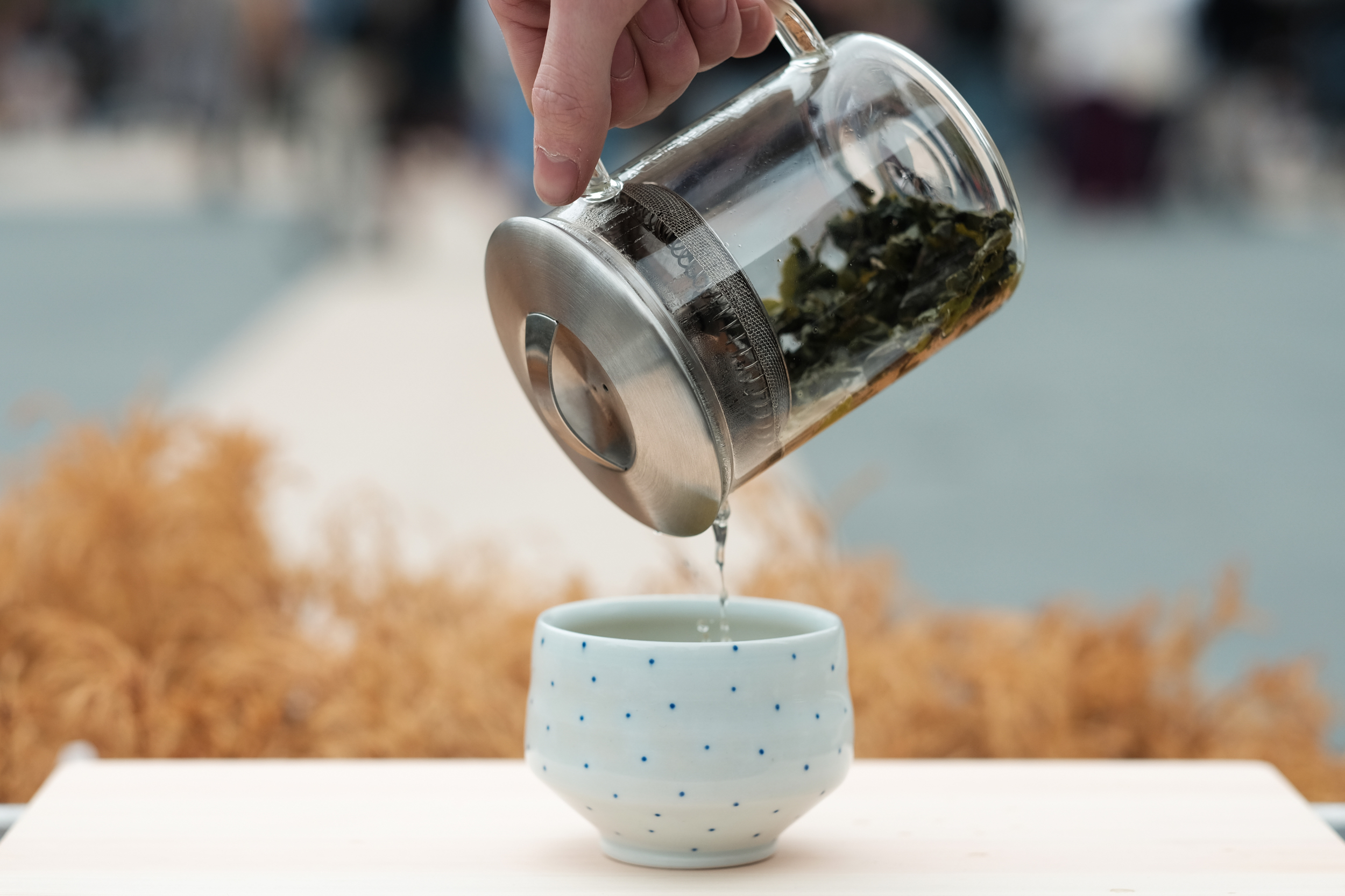 Next-level Tea  Tea People is about one simple thing: making next-level quality tea accessible.We buy in small batches from farmers around the globe to ensure maximum freshness and quality in every cup.