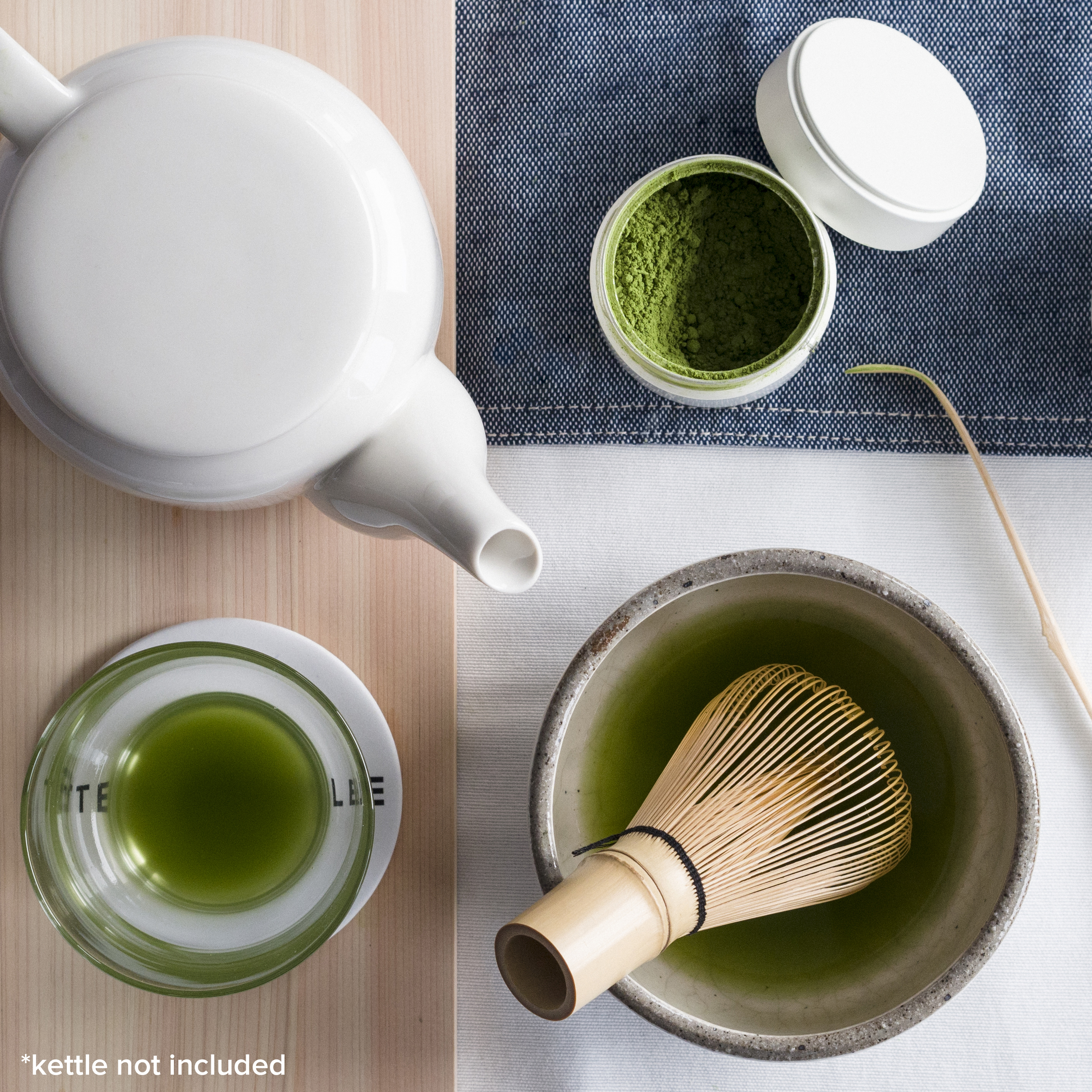 Our matcha sets are the perfect present for the all the foodies out there. Did you know matcha was one of the biggest food trends of the year? Our matcha starter set comes with all the tools to create the perfect bowl of this super-tea.