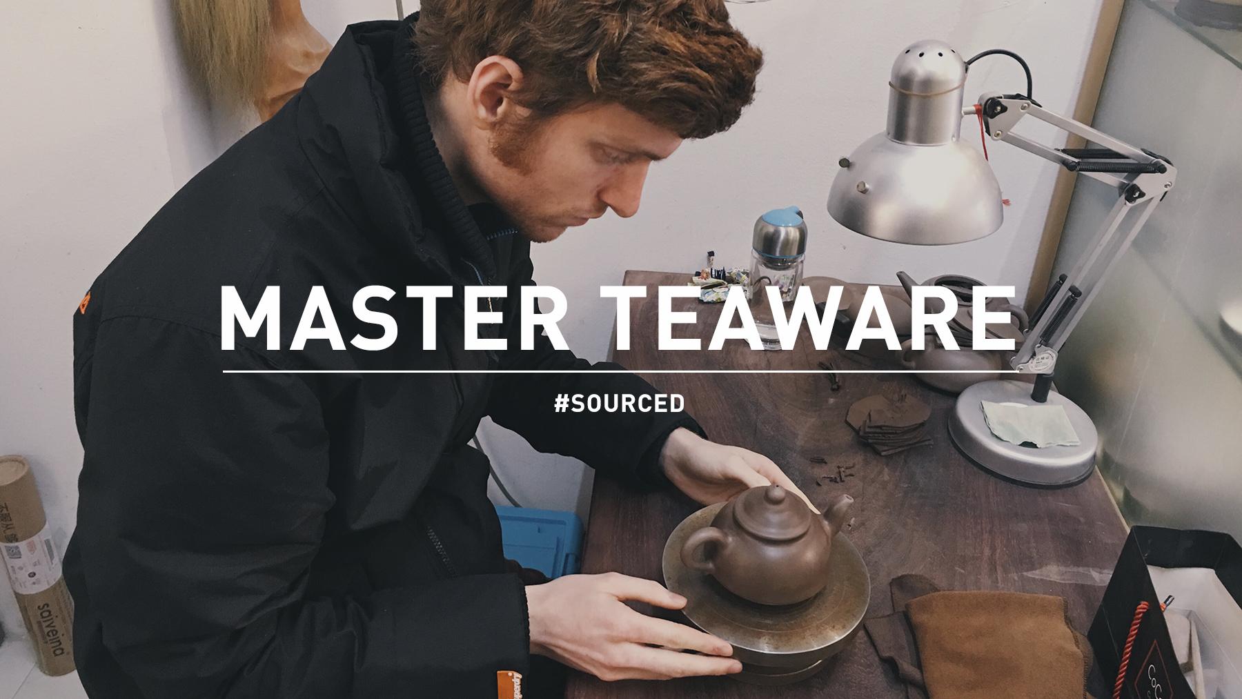 Master Teaware Zisha Purple clay teapots