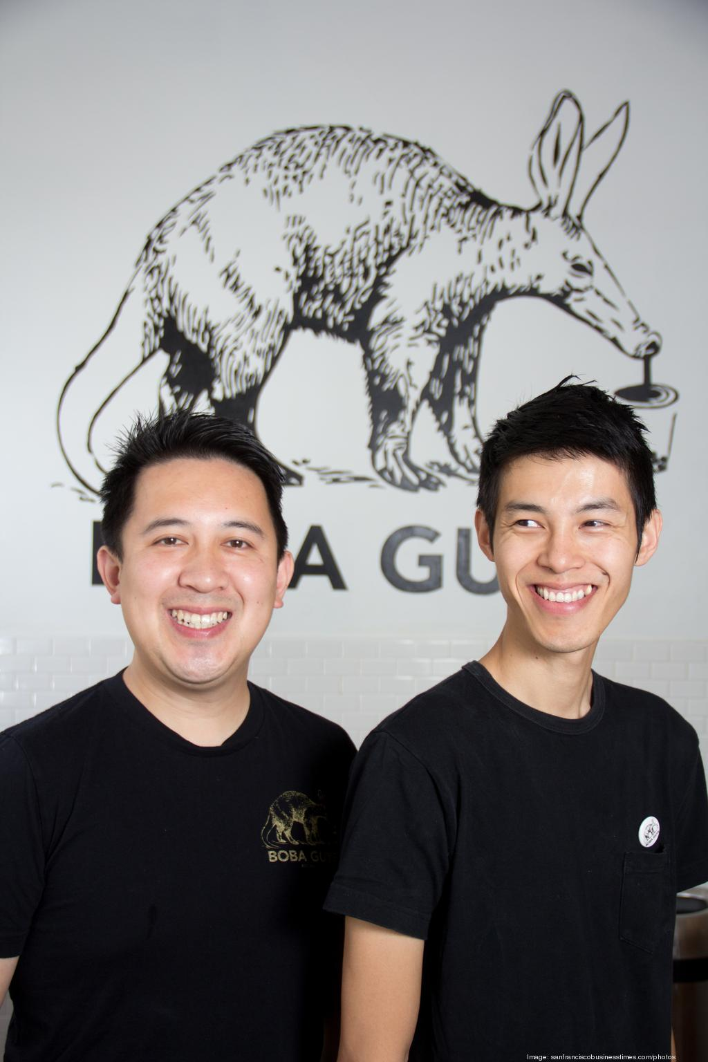 Andrew Chau and Bin Chen, Founders