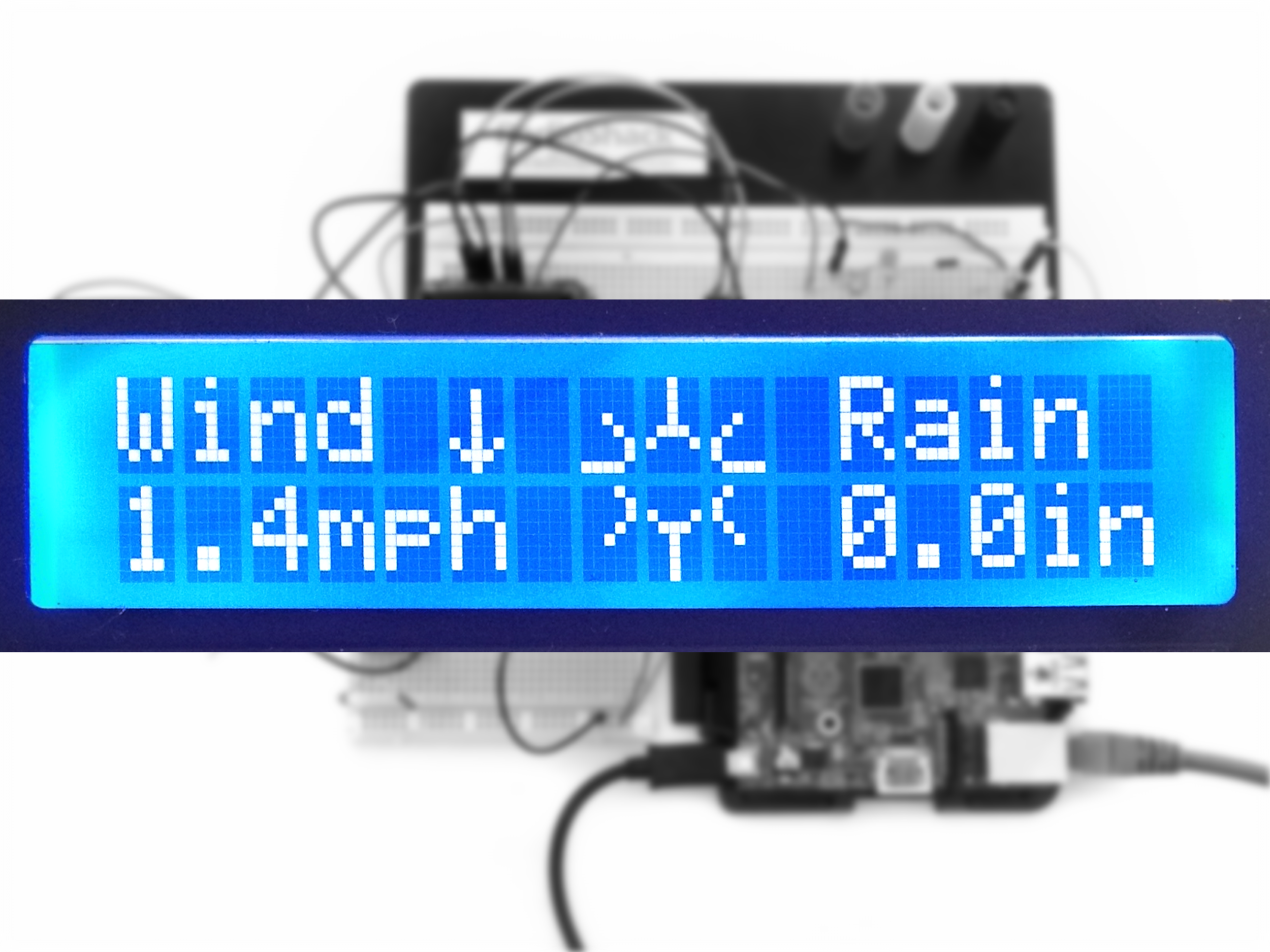 Wind & Precipitation Screen
