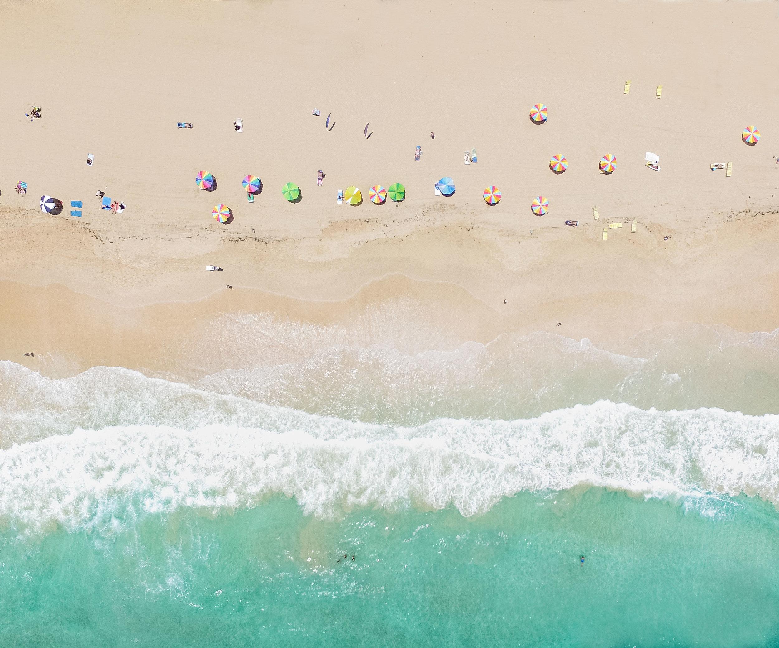 Playa; beach, Condado Puerto Rico.