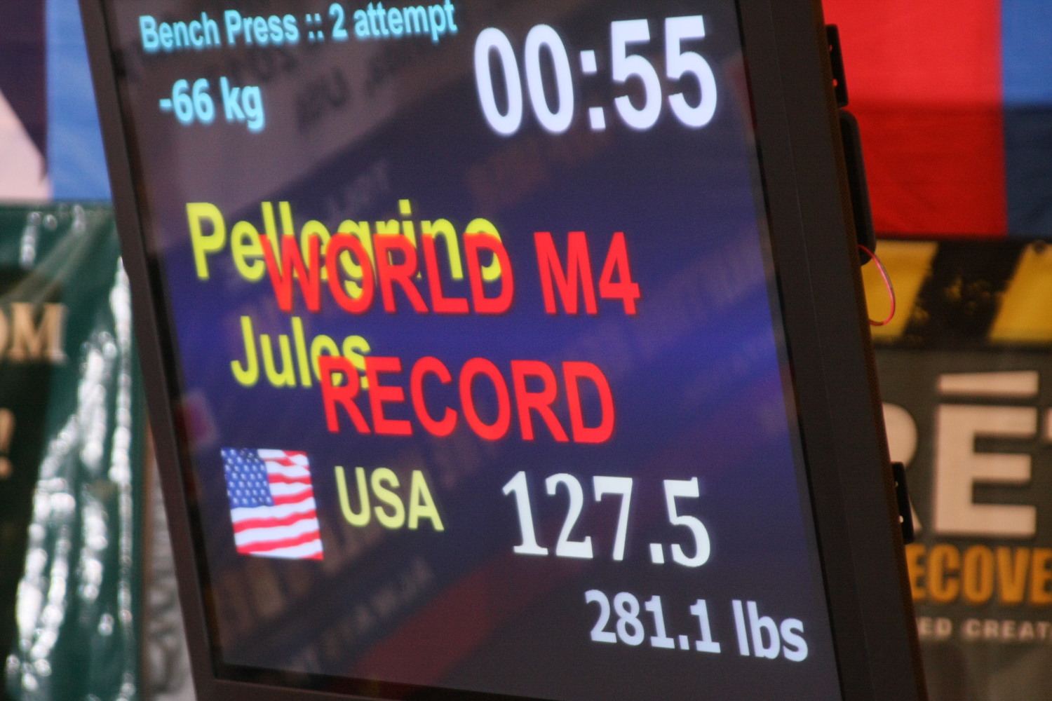 Records — USA Powerlifting New Jersey