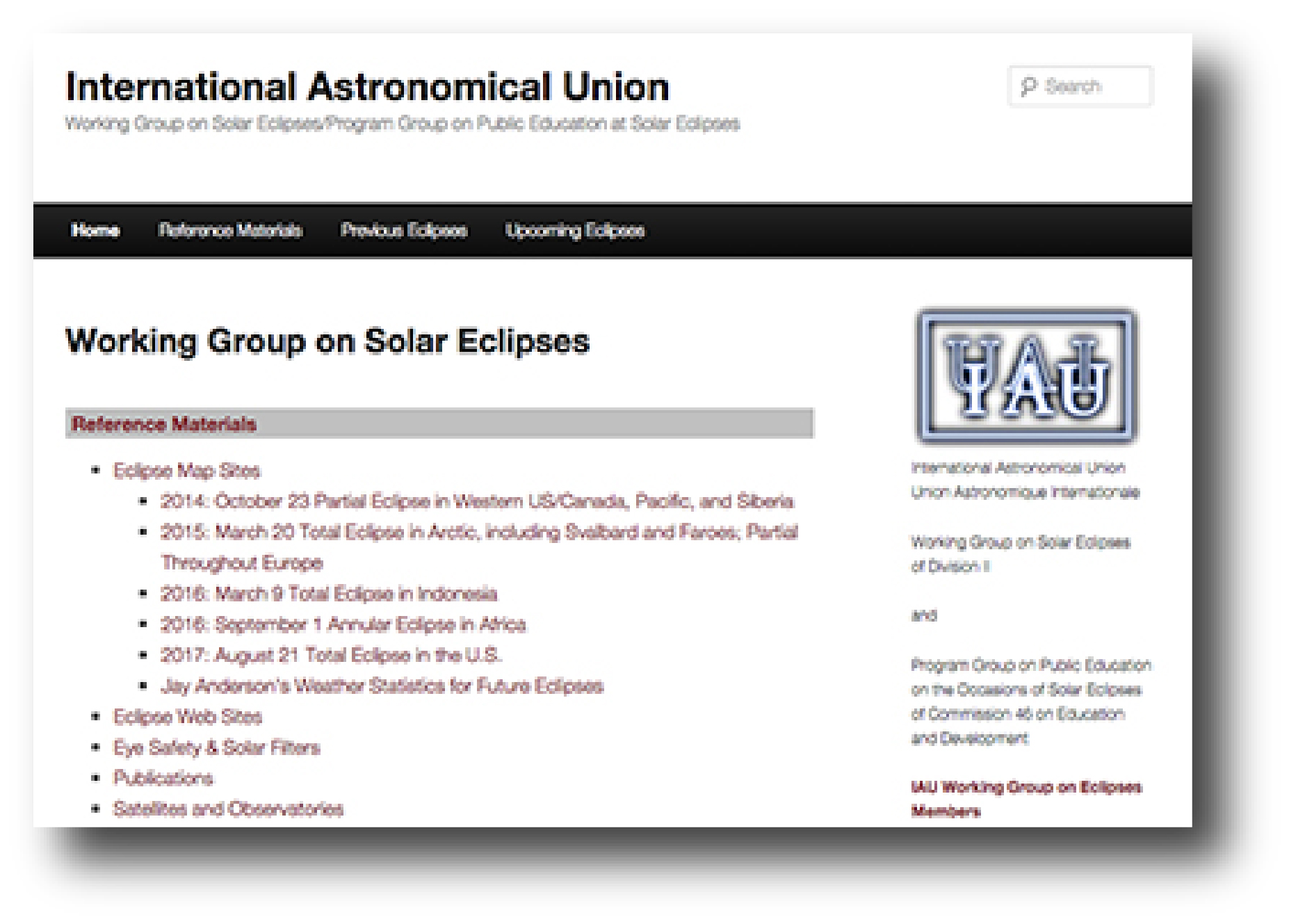 eclipses.info
