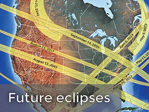 Great American Eclipse Map Total solar eclipse of April 8, 2024