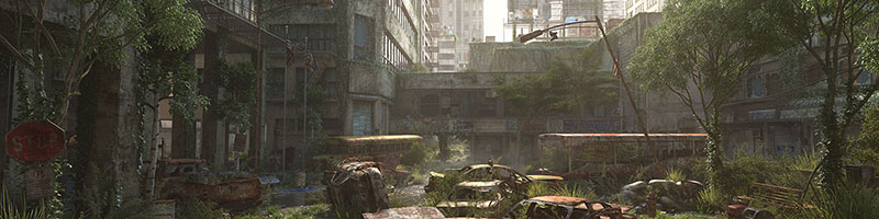 """Downtown Meadows"" by November 2014 artist, Gavriil Klimov. Enter his art store here!"