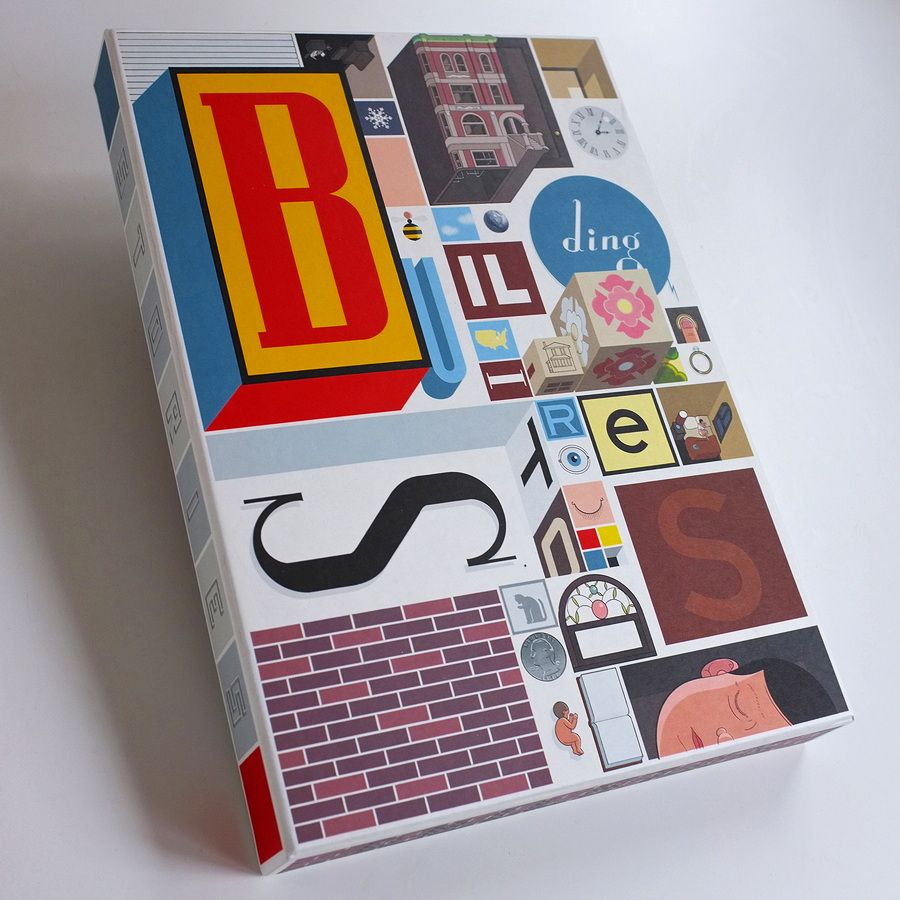 Building Stories, by Chris Ware.
