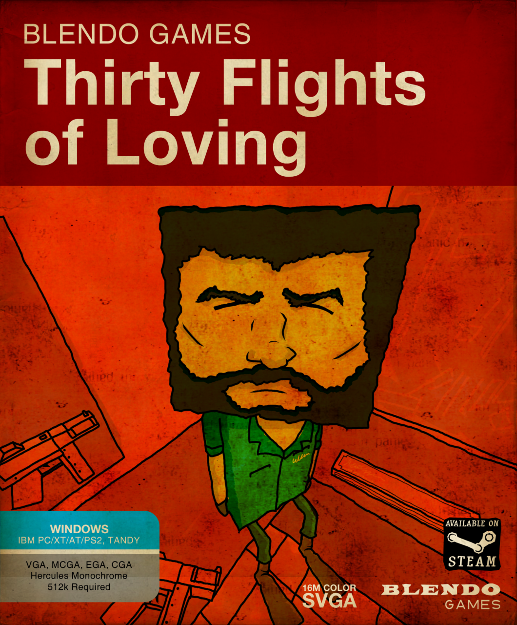 Thirty Flights of Loving, by Blendo Games.