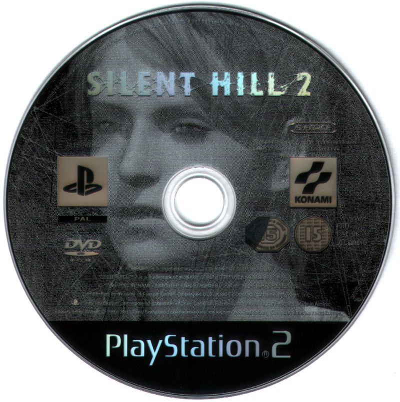 Silent Hill 2, by Team Silent and Konami.