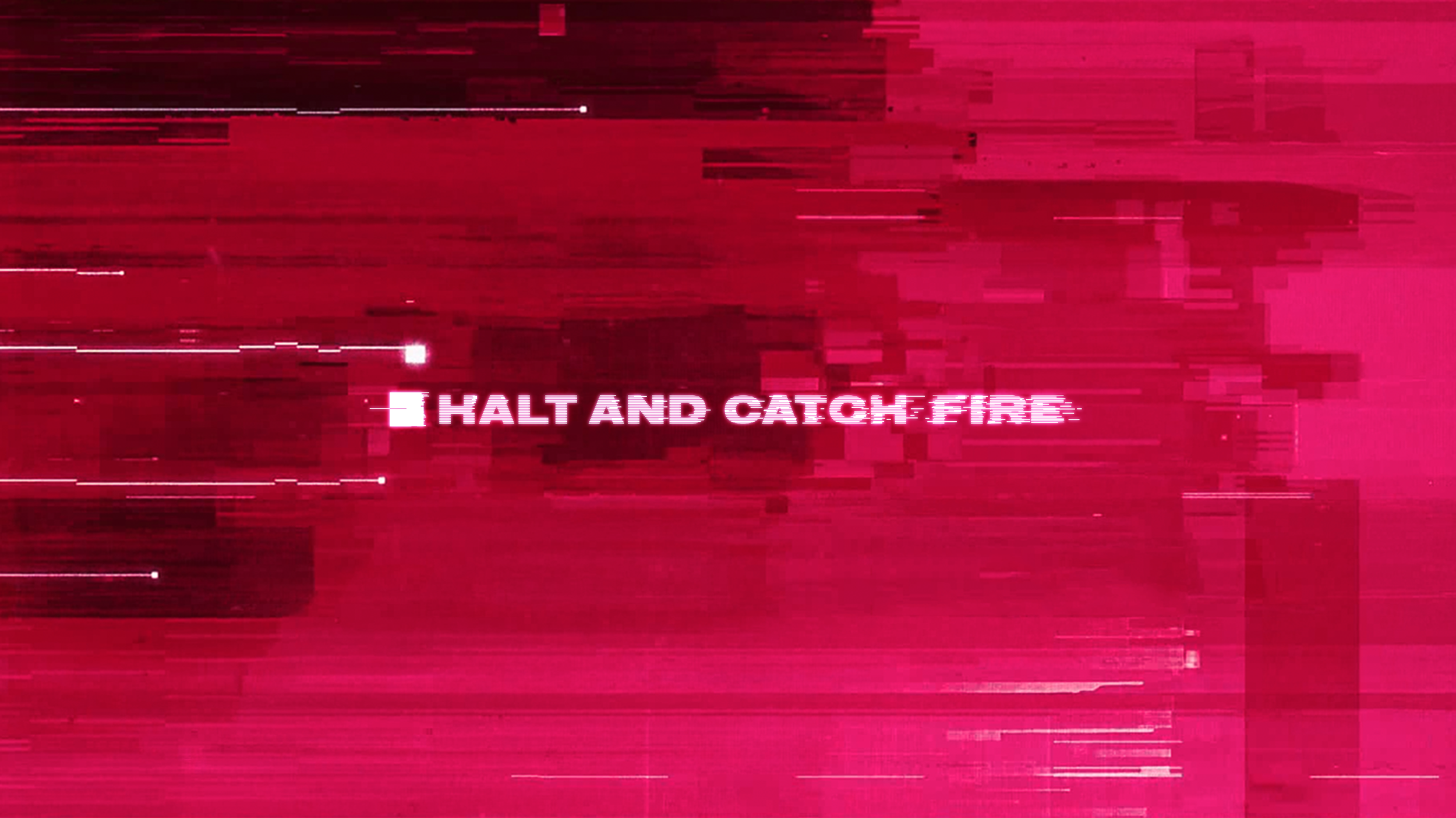 Halt and Catch Fire, by Christopher Cantwell, Christopher C. Rogers, and AMC.