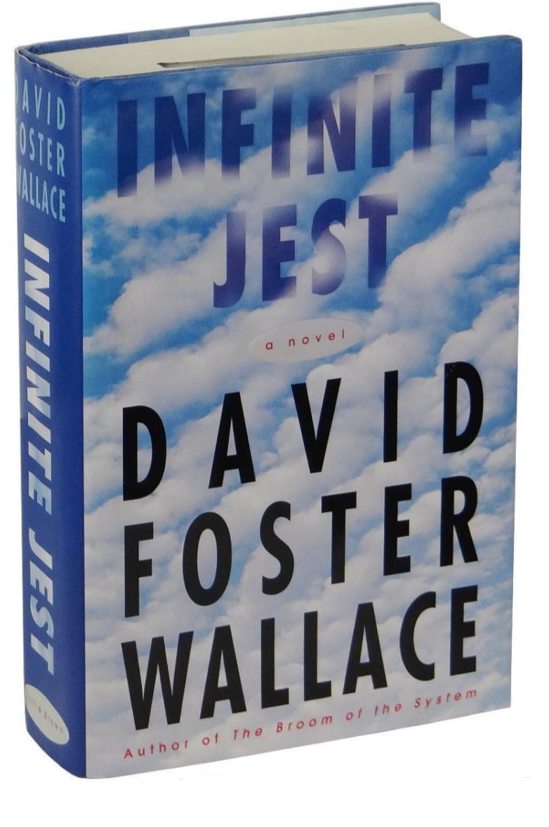 Consider the Lobster, A Supposedly Fun Thing I'll Never Do Again, and Infinite Jest, by David Foster Wallace.