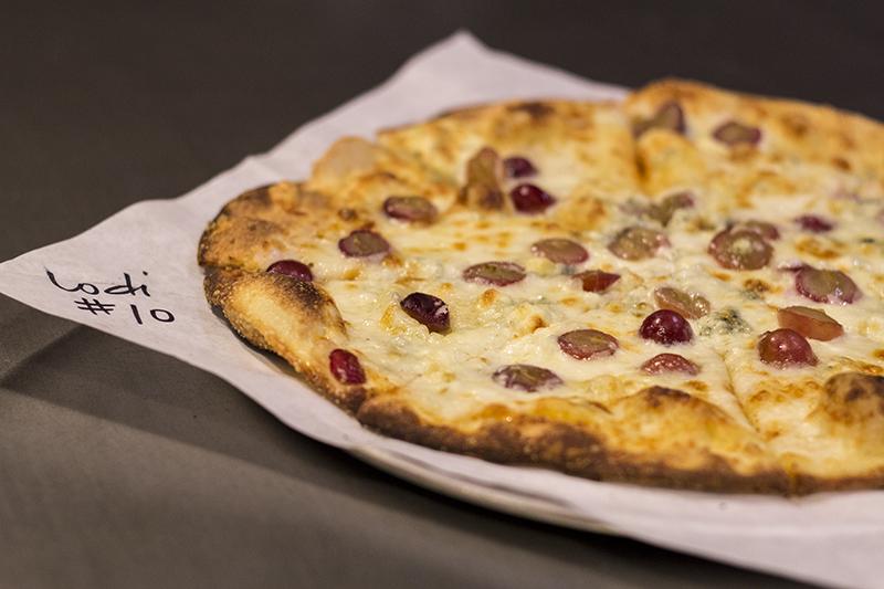 10 Lodi Grape Pie