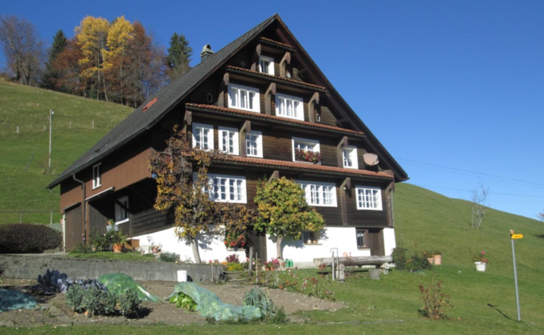Bauernhaus Müserberg 1 (heute)