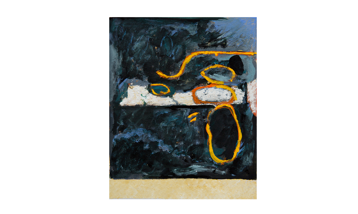 Karlu Karlu, 2015 • gouache on paper • (h)257mm x (w)185mm