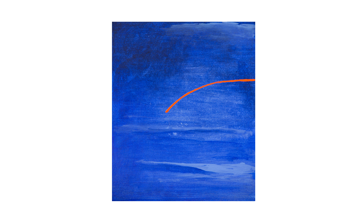Untitled, 2014 • gouache on paper • (h)236mm x (w)191mm