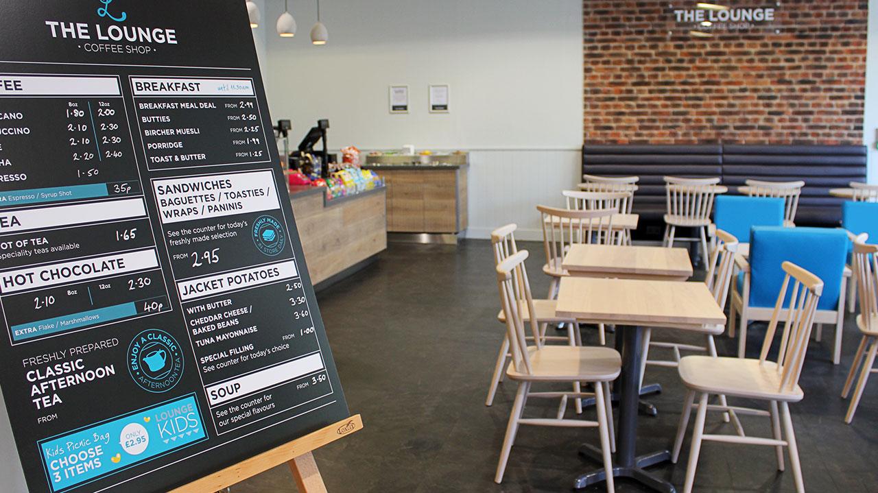 BHS   Coffee Lounge