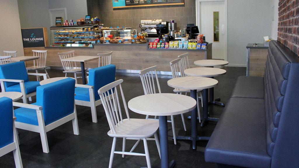 Kokoro restaurant furnitureby HF Contracts.