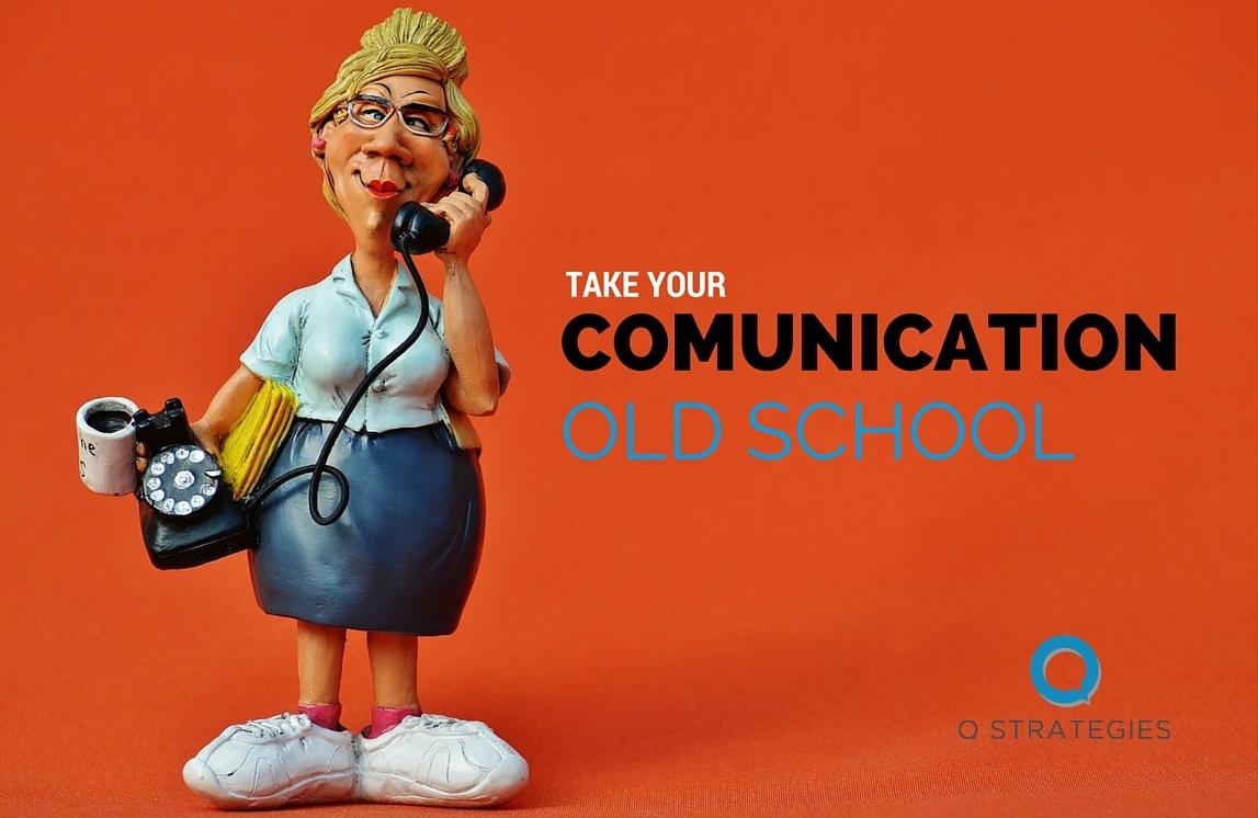 communication-old-school