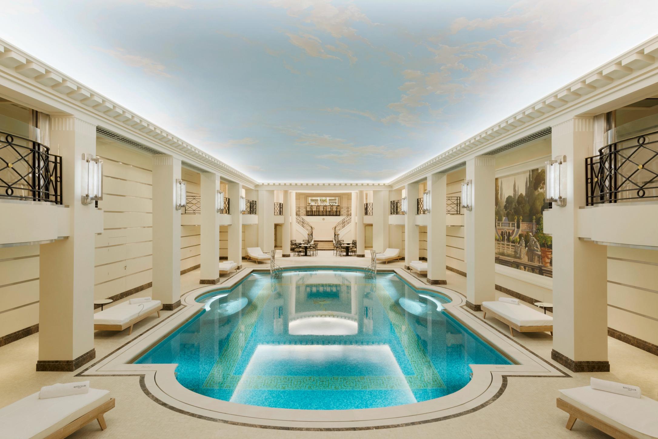 Ritz Club Paris © Vincent Leroux
