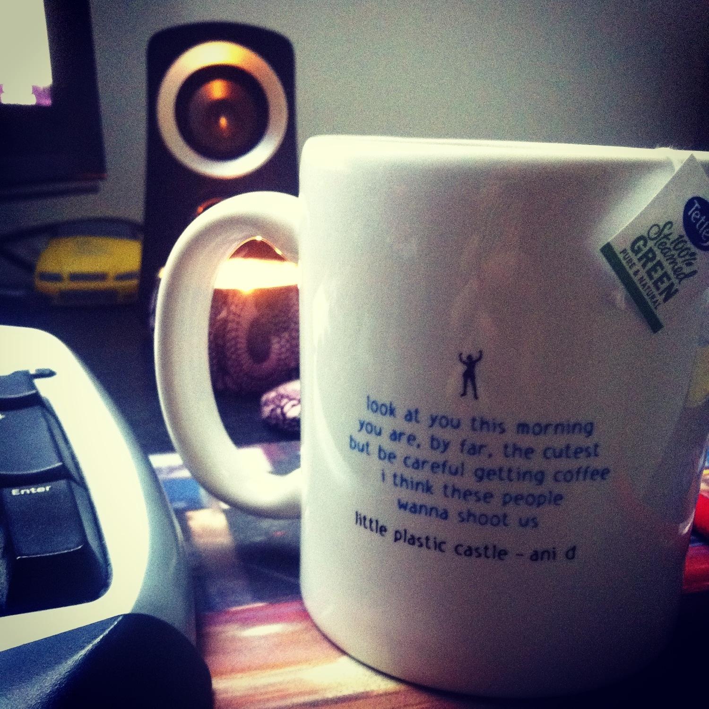 mug keyboard