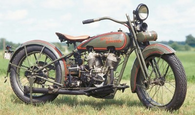 1928 – JH Two-cam